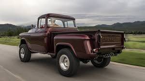 100 1950 Trucks For Sale Legacy Classic Returns With S Chevy NAPCO 4x4