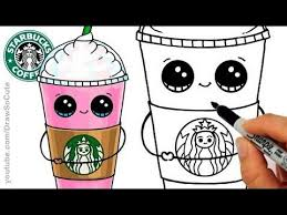 Drawn Starbucks Frap 1902351