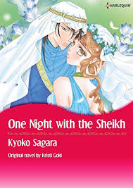 One Night With The Sheikh Harlequin Comics By Kristi Gold