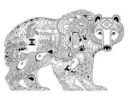 Get Free High Quality HD Wallpapers Spirit Animal Coloring Pages