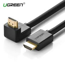 Ugreen HDMI Cable Angle 90 degree HDMI to HDMI Cable 1m 1 5m 2m 3m 4k
