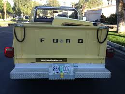 1977 Ford F - 150 Ranger Convertible 6 ' Step Bed W / Roll Bar ...