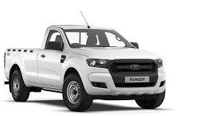 ford ranger models spec ford uk