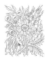 Excellent Coloring Pages Adults Printable Best Book Downloads Design For You