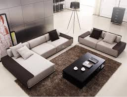2015 Simple Sofa Design High Quality American Style Modern Fabric Set B016