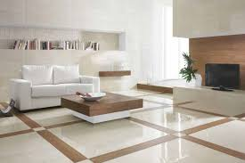 Tile Flooring Ideas For Kitchen by Simple Modern White Marble Flooring Types Flooring Ideas