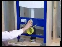 installation d un wc suspendu fixation d un abattant wc