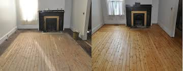 Hardwood Floor Refinishing Pittsburgh by Refinished Hardwood Floors Before And After U2013 Flooring Ideas