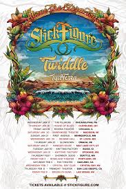 Stick Figure Is Back Headlining Across The Country As Sticks Dub Reggae Collides With Jam Band Twiddle And Fan Favorite Up Comers Iya Terra