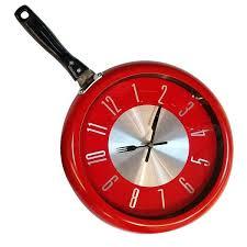 montre de cuisine horloge murale cuisine design horloge pour cuisine moderne pendule