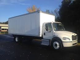 2019 Freightliner Business Class M2 106, 26,000 GVWR, 26' Box ...