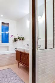 separation salle de bain déco salle de bain photos de salles de bains qui optimisent l