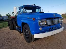 Reliable Hauler 1959 Ford F 800 Super DUTY Vintage Truck For Sale