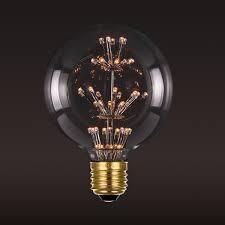 4pcs 3w led retro incandescent vintage light led bulb edison bulbs