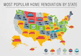 most popular home renovations by state empire today