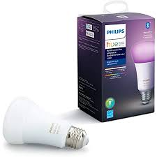 philips hue white color ambiance a19 60w equivalent