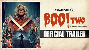 When And How Did Halloween by Boo 2 A Madea Halloween 2017 Official Trailer U2013 Tyler