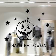 Pumpkin Head 2017 by Usa Sales Halloween Window Cling Pumpkin Head Happy Halloween