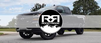 100 Rocky Ridge Trucks Dealers