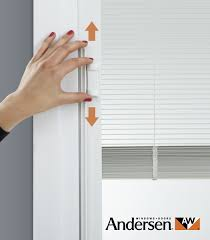 Andersen Sliding Patio Doors With Blinds • Sliding Doors Design