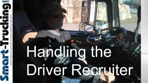 Handling The Truck Driver Recruiter Like A Boss - YouTube Transportation Amazing Truck Driver Resume Hub Delivery Example Job Fairs Recruiter Visits Western Pacific School Recruiting What Not To Do Part 1 Randareilly Traing Pre Qualifing Drivers Best Cover Letter Examples Livecareer Driver Recruiter Job Listings Stibera Rumes Drennan Carved The Road For Women Truckers 13 Best Infographics Images On Pinterest Info Graphics 4 Reasons Why You Should Become A Professional Ait Apl Aplrecruiter Twitter Cplm Jgxeaajz Cover Letter Five Steps For Owner Operator Talking Tow Jobs Towing Rumes