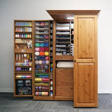 Broyhill Fontana Armoire Dimensions by Fold Away Crafting Station The Workbox Pinterest Craft