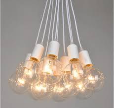 2018 retro style ls living room bar edison 8 bulbs pendant