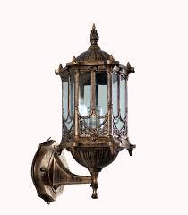 exterior wall light fixture lantern outdoor garden l 15860 ebay