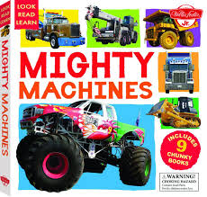 Reviews: Mighty Machines: Includes 9 Chunky Books (Look, Read, Learn ... Sago Mini Holiday Trucks And Diggers A Wonderful New Tonka Steel Mighty Fire Truck At John Lewis Machines Building Wheels Buldozer Trailer Toy Tanker Coloring Pages Lovely S Pickup App Ranking Store Data Annie Simplified Cstruction Vehicles For Toddlers Kids Hd Cruiserz Die Cast Mega Monster Assorted Target Australia Used Questions Answers Mighty Machines Our Childrens Earth Two Fall Worth Roll Nissan Titan Pro 4x