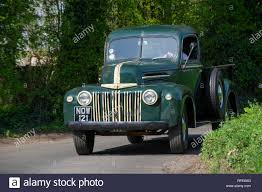 100 Ford 1 Ton Truck 947 Pick Up Truck Stock Photo 233267359 Alamy