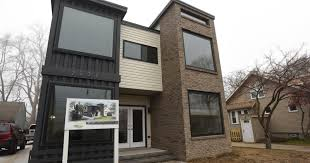 100 House Shipping Containers Built Of Shipping Containers Goes Up In Royal Oak