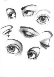 Realistic With Pencil Drawing Tutorial Youtube How Art Drawings For Beginners Eyes To Draw A