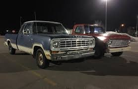 100 73 Dodge Truck Old Steel My And A Strangers Ford S