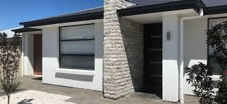 100 Travertine Facade Silver Stone Wall Cladding