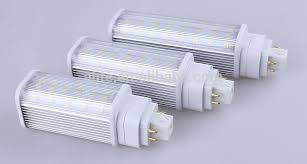 high quality 2 pin 4 pin gx23 g23 g24 led pl l g24 led bulb