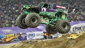 100 Monster Truck Races Jam Is Totally Rad Autoweek