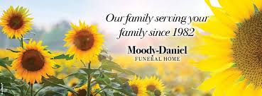 Moody Daniel Funeral Home and Cremation Services Funeral Service