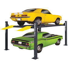 2 Post Car Lift Low Ceiling by 4 Post Car Lifts Northern Tool Equipment