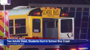 2 Killed In Wrong-way Crash Between Semi, Normal West High School ...