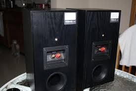 FS Klipsch SB 1 speakers $100