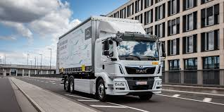100 Truck And Bus MAN Bringing Electric Truck ETGM And Electric Bus To IAA Electrivecom