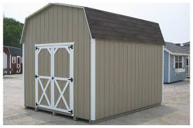 8x10 gambrel roof shed plans small barn plans easy to build download