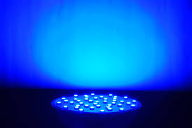 fancy blue flood light bulbs 71 with additional commercial led