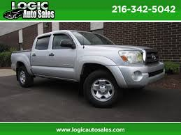 100 Toyota Tacoma Used Trucks 2010 4WD Double V6 AT Natl For Sale In