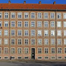 100 Fisher Architecture Kay Fisher 4 Classic Copenhagen Facade Games