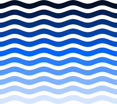 simple wave clipart 1