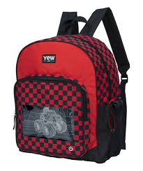 Igloo Red & Black Checker Monster Truck Light-Up Backpack | Zulily Cheap Monster Bpack Find Deals On Line At Sacvoyage School Truck Herlitz Free Shipping Personalized Book Bag Monster Truck Uno Collection 3871284058189 Fisher Price Blaze The Machines Set Truck Metal Buckle 3871284057854 Bpacks Nickelodeon Boys And The Trucks Shop New Bright 124 Remote Control Jam Grave Digger Free Sport 3871284061172 Gataric Group Herlitz Rookie Boy Bpack Navy Orange Blue