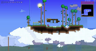 Terraria Halloween Event Arena by Terraria Why I Game