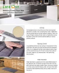 Extra Large Bath Rug Non Slip by Amazon Com Lifewit 47