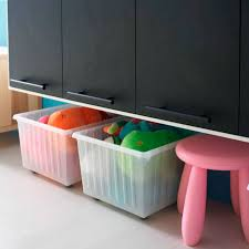 Plastic Drawers On Wheels by Underbed Storage Drawers With Wheels Med Art Home Design Posters